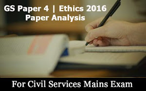 General Studies Paper 4 | Ethics 2018 Paper Analysis For UPSC Mains