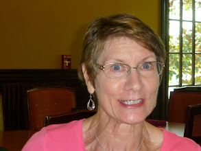 Photo: Next day we visited Jim's sister Peg - we had lunch at the community bistro in Poinciana