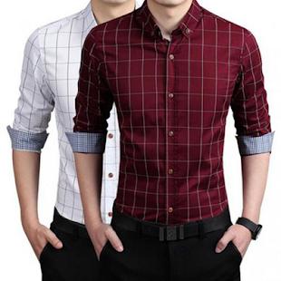 Latest Men's Shirt - náhled