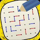 点和盒 - 正方形 ✔️ icon