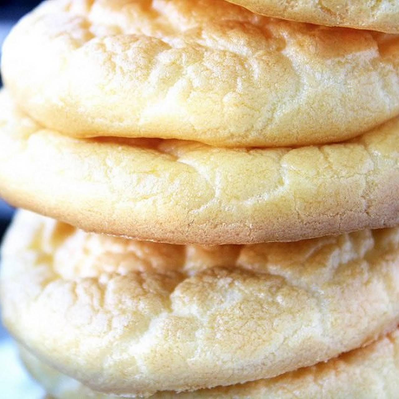 """Keto Cloud Bread (""""Oopsie Bread"""")"""