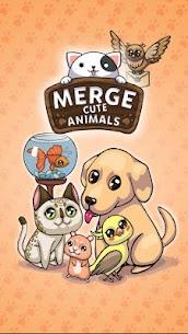 Merge Cute Animals: Cat & Dog 1