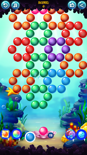 Ocean Bubble Shooter: Puzzle Smashing Friends 0.0.42 screenshots 12