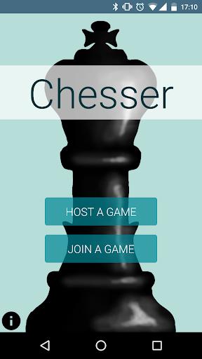 Chesser - bluetooth chess