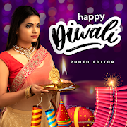 Happy Diwali Photo Editor - Diwali Photo Frame