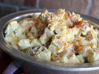 Johnnie's Simple Potato Salad Recipe