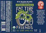 Fat Tire & Friends Fat Sour Apple Ale