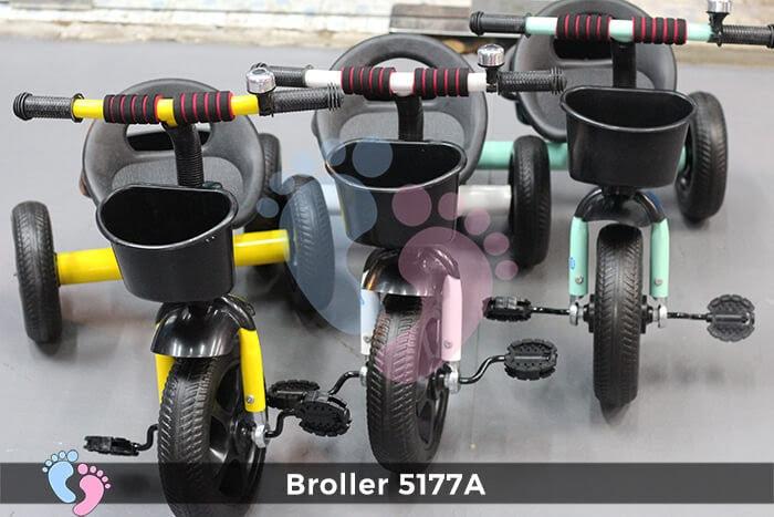 Xe đạp ba bánh cho bé Broller XD3-5177A 1