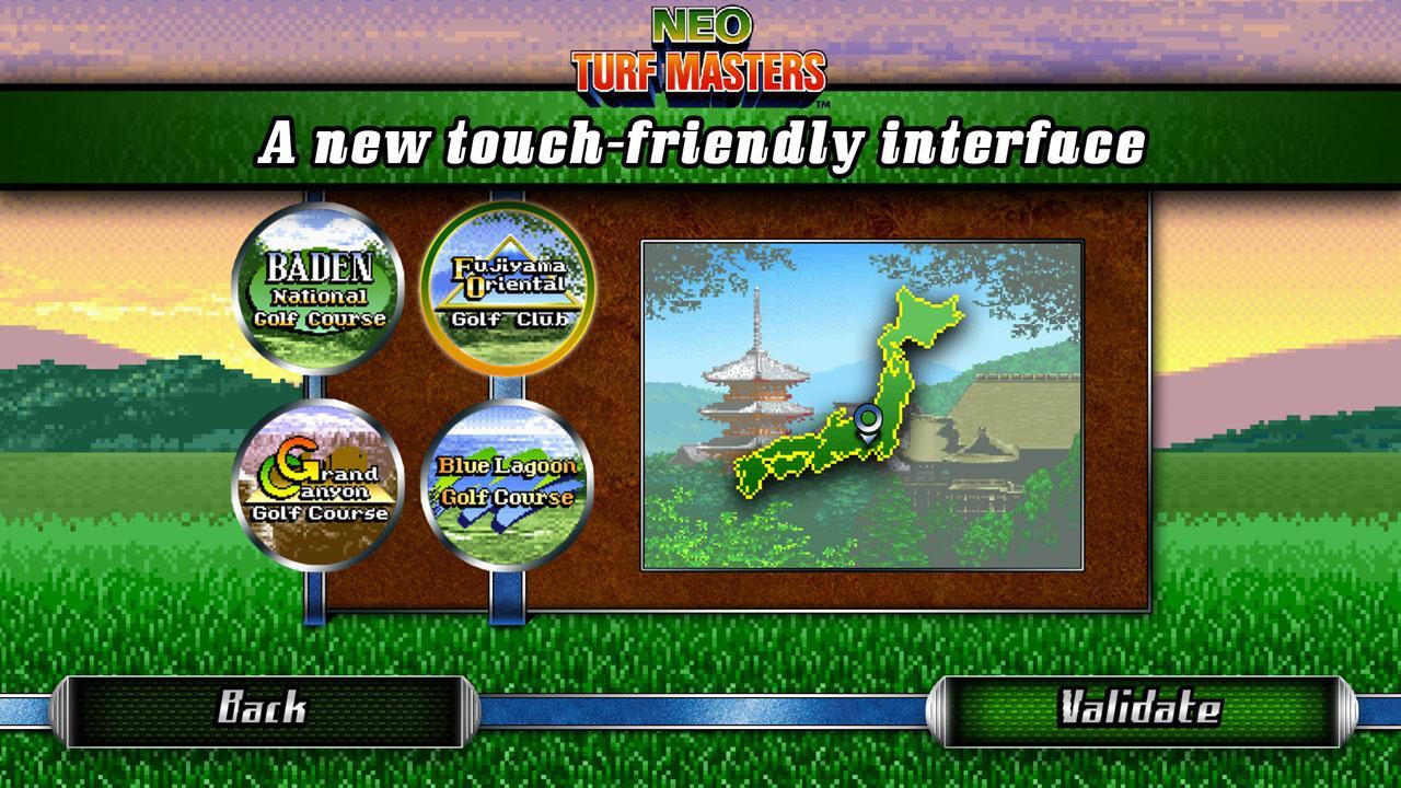 NEO TURF MASTERS screenshot #7