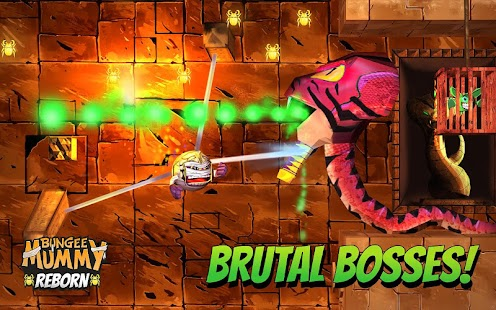 Bungee Mummy: Reborn- screenshot thumbnail
