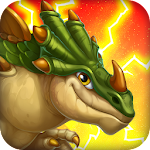 Dragons World Icon