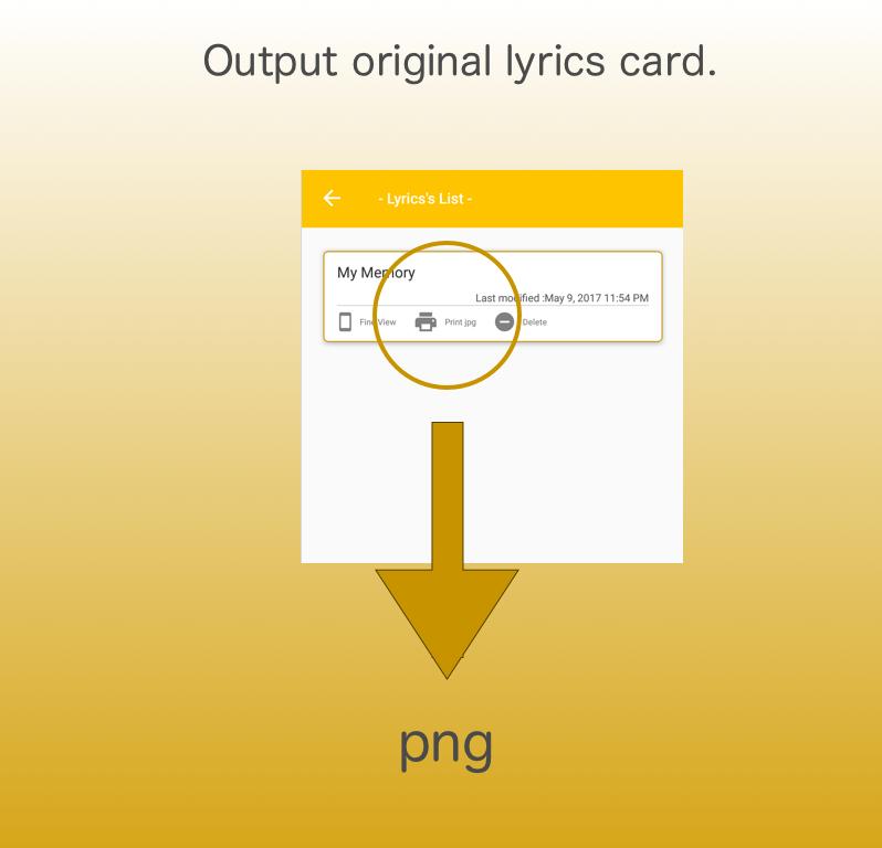 Lyric Maker-Lyrics Of Memories - Android Apps on Google Play