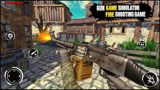 Gun Game Simulator: Fire Free – Shooting Game 2k18 1.2 screenshots 13