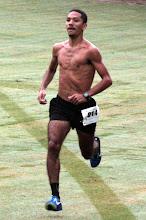 Photo: 1st finisher  1 Chris Haynes