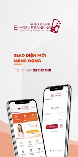 Agribank E-Mobile Banking 1