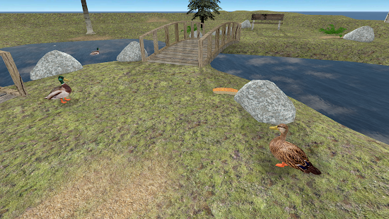 Duck Pond VR- screenshot thumbnail
