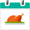 Recipe Calendar - Meal Planner icon
