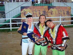 Photo: Team Mongolia
