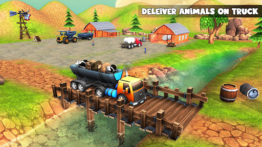Cotton Farming: Harvester Simulator 2018 1.0 screenshots 7