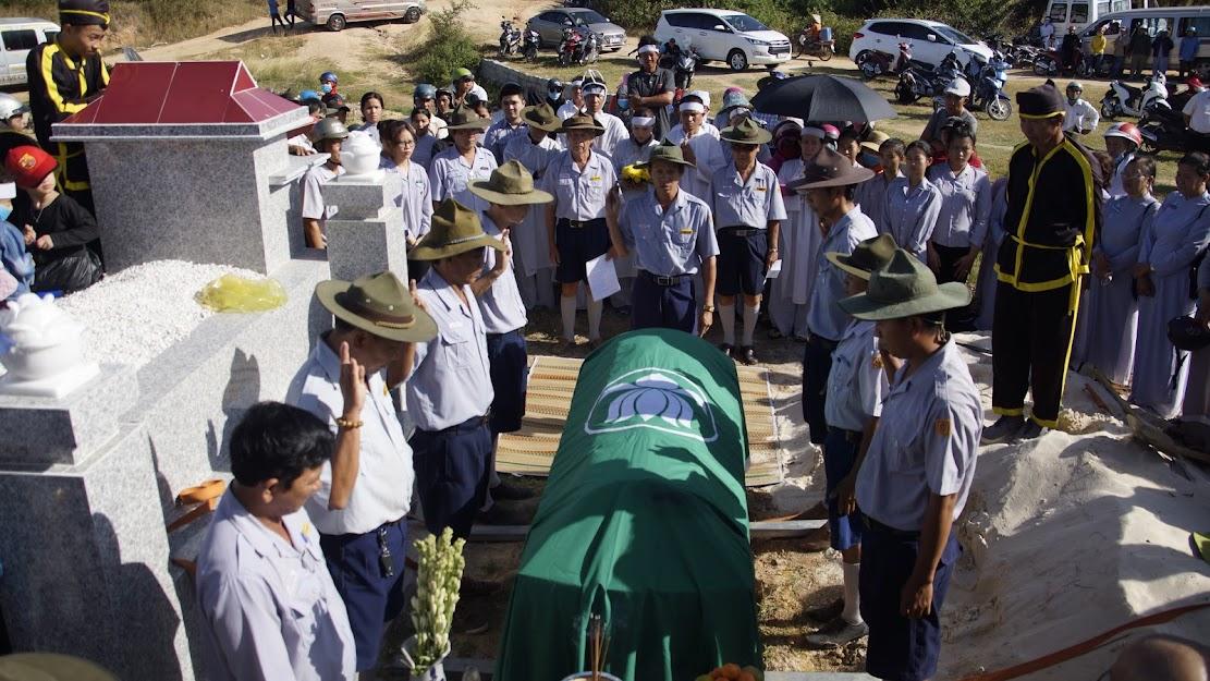Bản tin cuối cùng: Tang lễ Huynh trưởng Diệu Mai – Nguyễn Thị Dậu