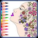 Colorish - free mandala coloring book for adults icon