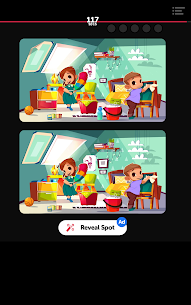 Infinite Differences – Find the Difference Game! 6