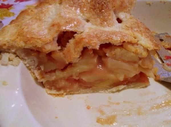 Best Deep Dish Apple Pie Recipe