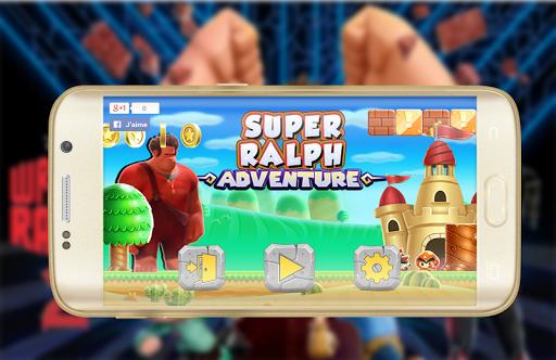Ralph Super Adventure 1.0 screenshots 1