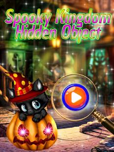 Hidden Objects Halloween Escape 2018 1