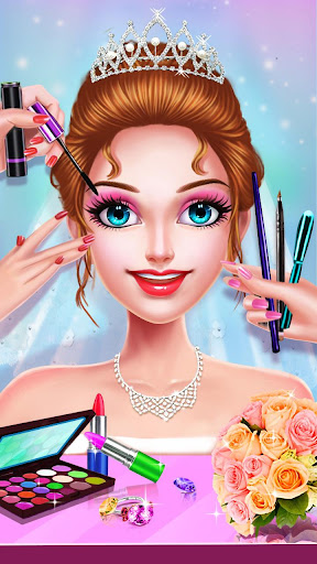 ud83dudc70ud83dudd14Wedding Makeover Salon 3.5.5017 screenshots 17
