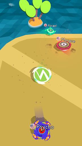 Top.io - Spinner Blade screenshot 5