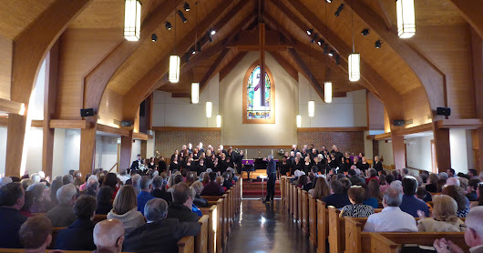 Huntsville Community Chorus  - Chamber and Youth Chorales - Feb 26, 2017