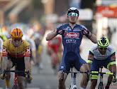 Tim Merlier was deze middag de sterkste in de GP Le Samyn
