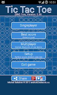 TicTacToe - screenshot thumbnail
