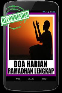 30 Doa puasa ramadhan - náhled