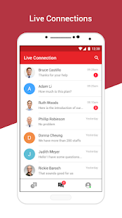 liveConnect Agent screenshot 1