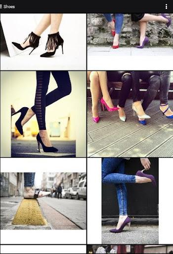 女装,鞋类