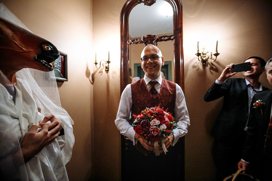 Свадебный фотограф Евгений Тимофеев (dissx). Фотография от 26.10.2017