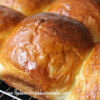 40 Minute Bread Rolls.