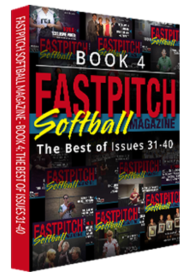 Best Of Fastpitch Softball Magazine Book 4