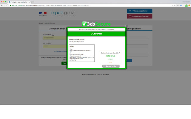 Site-Officiel by 3cbSecure