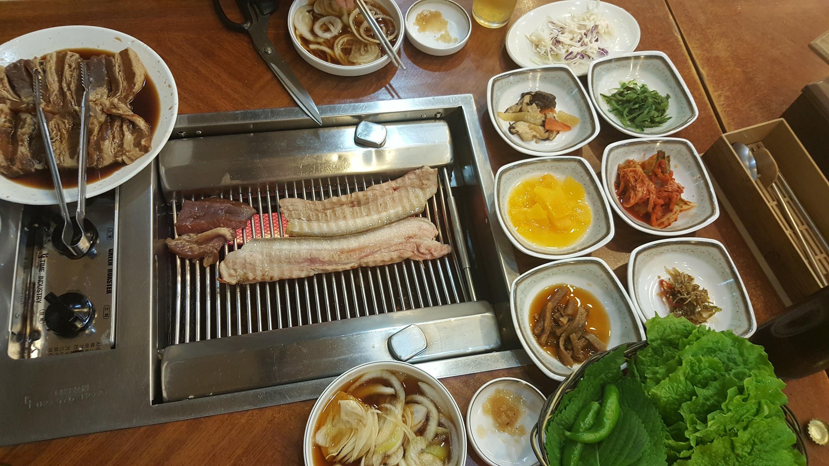 Thịt lợn đen Jeju ngon tuyệt