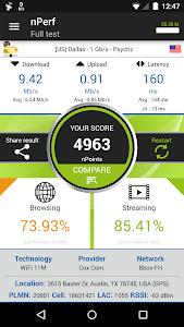 Speed Test & QoS 3G 4G WiFi v2.2.11 (Premium)