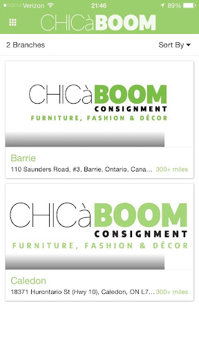 Chica Boom Consignment