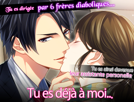 Amour endiablu00e9 dating sim 1.5.4 Windows u7528 9