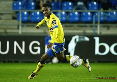 Malgré sa rouge en Coupe, Thelin jouera bel et bien contre Anderlecht
