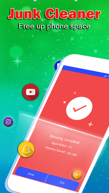 Download Ram Booster Pro 2019 - Cleaner Master APK latest