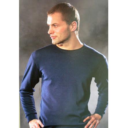 Långärmad tröja, Extra Ull, herr