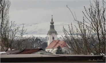 Photo: Turda - Piata Basarabiei, Nr.12 - Biserica Reformata  , vedere de pe Str. Salinelor - 2019.01.18