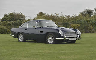 Aston Martin Db5 Rent Greater London